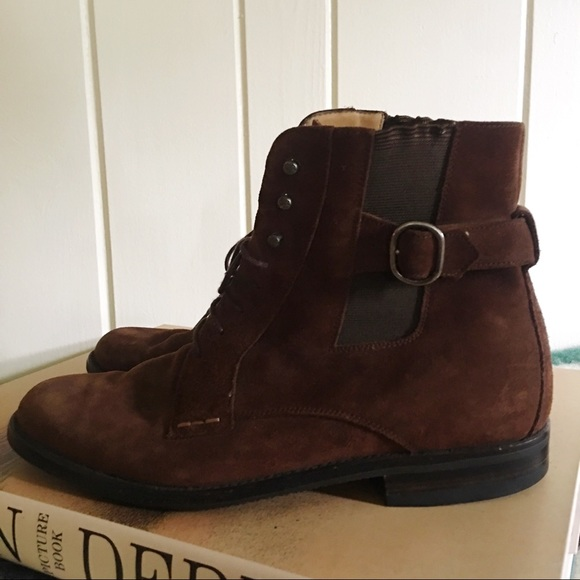 Shoes Ankle Up Boots Bally Lace Poshmark 76Fwxtdqt ae0f522a81dc